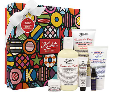 Kiehl's Creme de Corps Collection, $65
