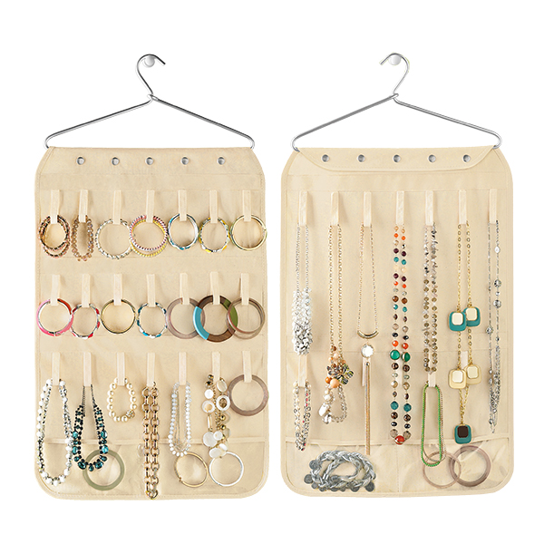 The Container Store Necklace and Bracelet Organizer , $24.99