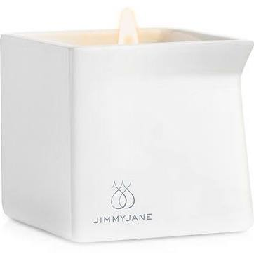 Jimmy Jane Afterglow Natural Massage Oil candle, $29.00