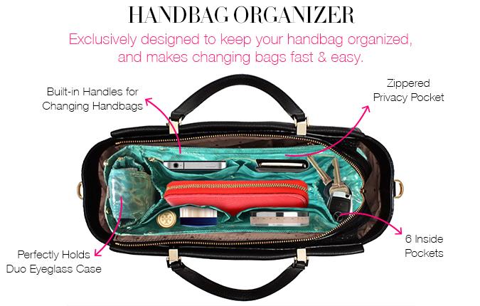 PurseN handbag organizer