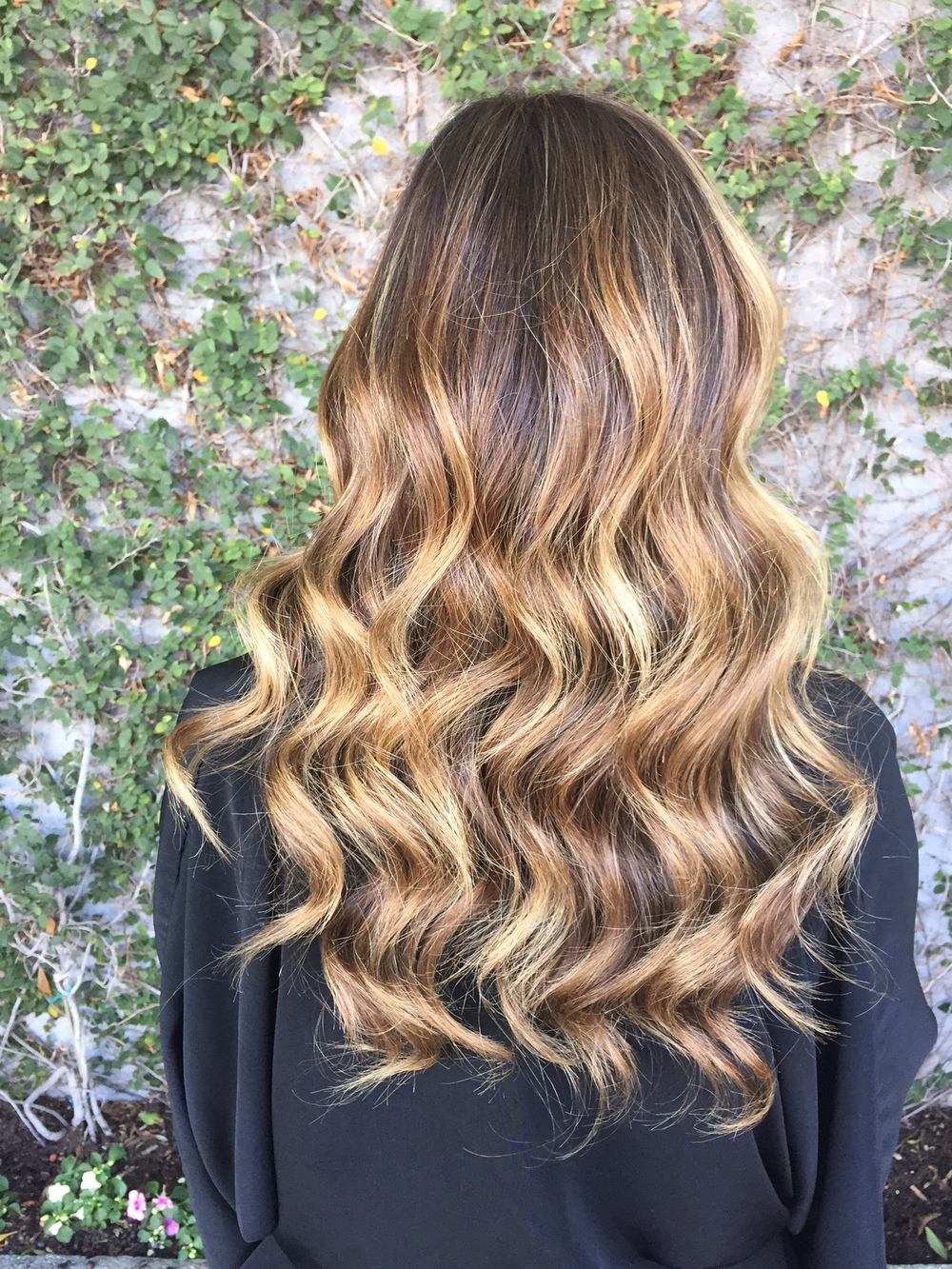 Newest Hair Trend For Gorgeous Sun Kissed Highlights The Glow Girl