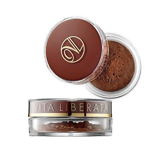 Vita Liberata     Trystal Self-Tanning Bronzing Minerals, $45