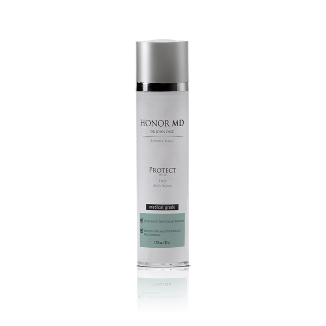 Honor MD Protect SPF 20, $60