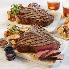 Omaha Steaks Dad's Day Dinner Combo $69.99 .