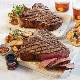 Omaha Steaks Dad's Day Dinner Combo $69.99.