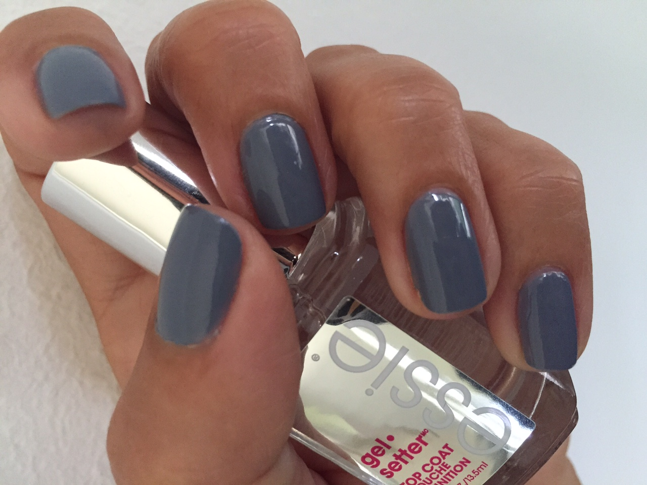 Mani Monday: Get the Look of a Shiny Gel Manicure with this Top Coat ...
