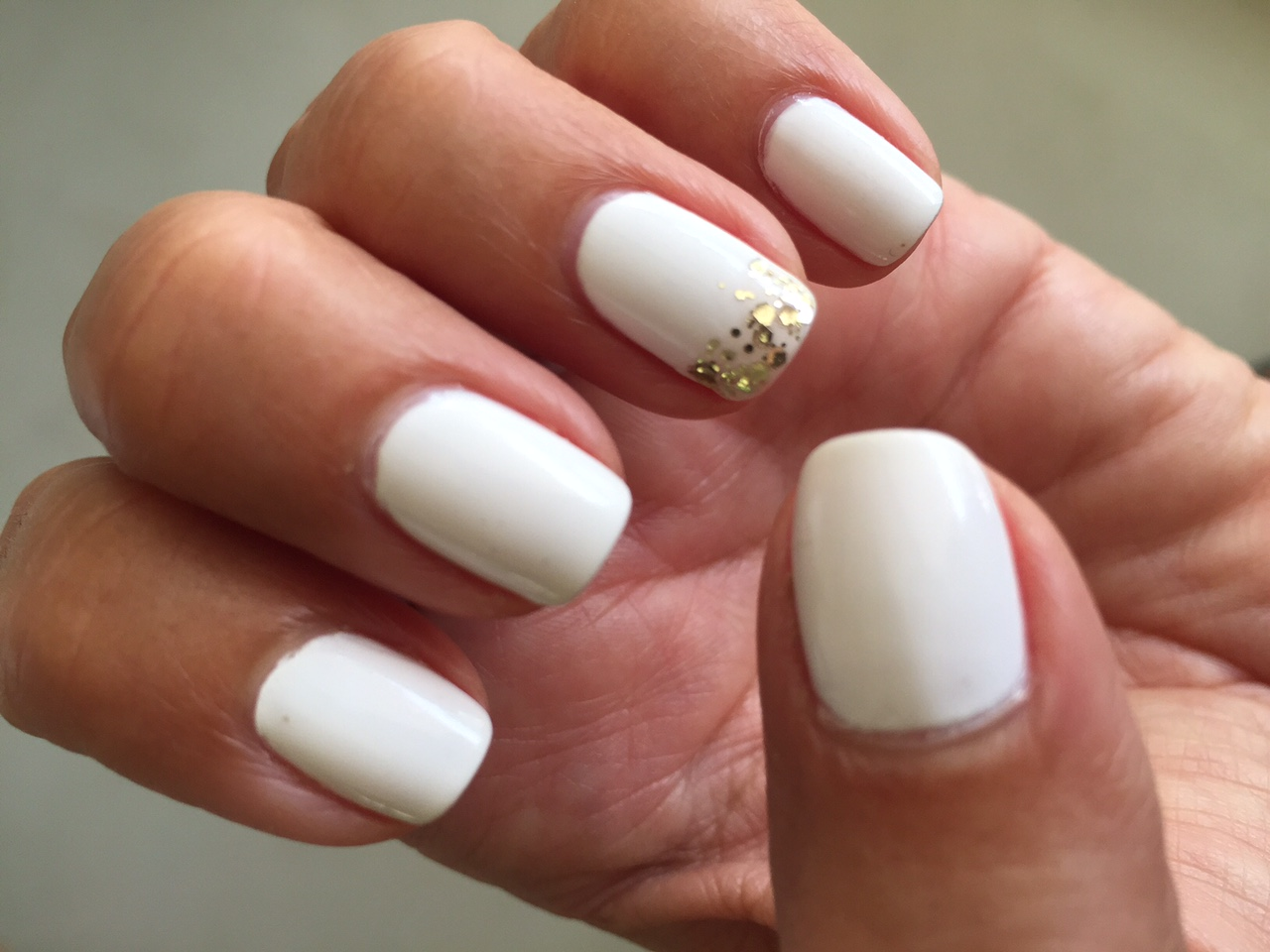 Private Weekend from essie's 2015 Summer Collection with a Touch of Rock at the Top also by essie.
