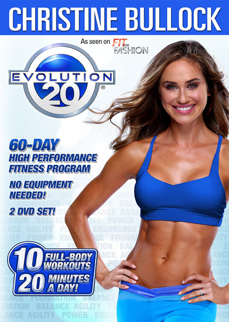 BuyEvolution20 Fitness and Nutrition Guide DVDHere!