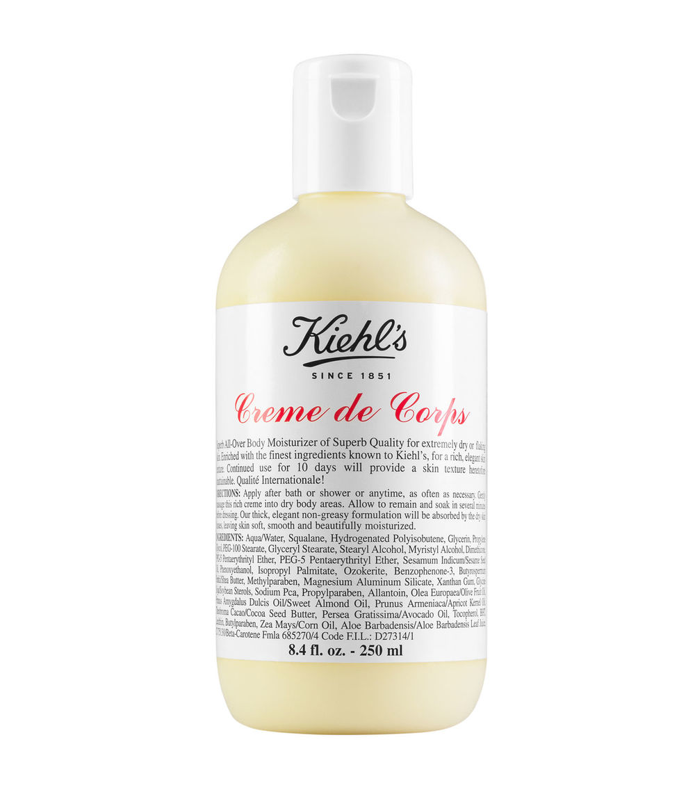 Kiehls Creme de Corps, $29.50 for 8.4 oz