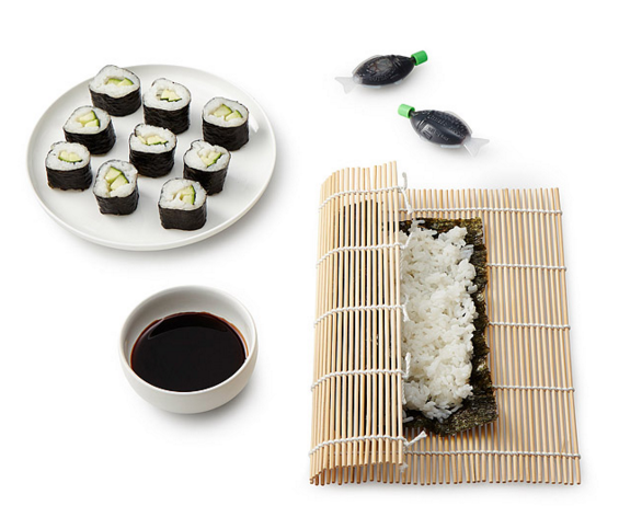 Sushi Making Kit from Uncommon Goods, $19.99