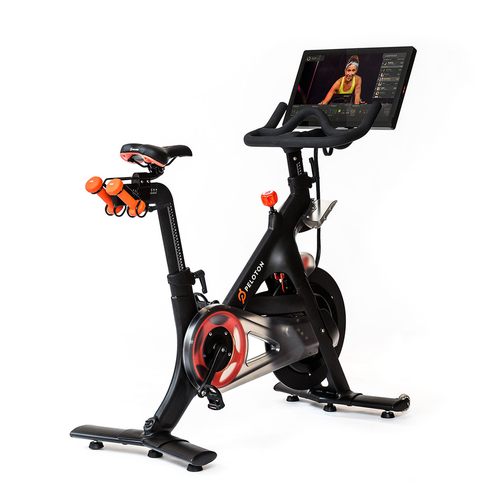 Peloton bike and membership