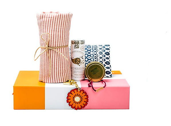 Tory Burch Foundation Seed Box