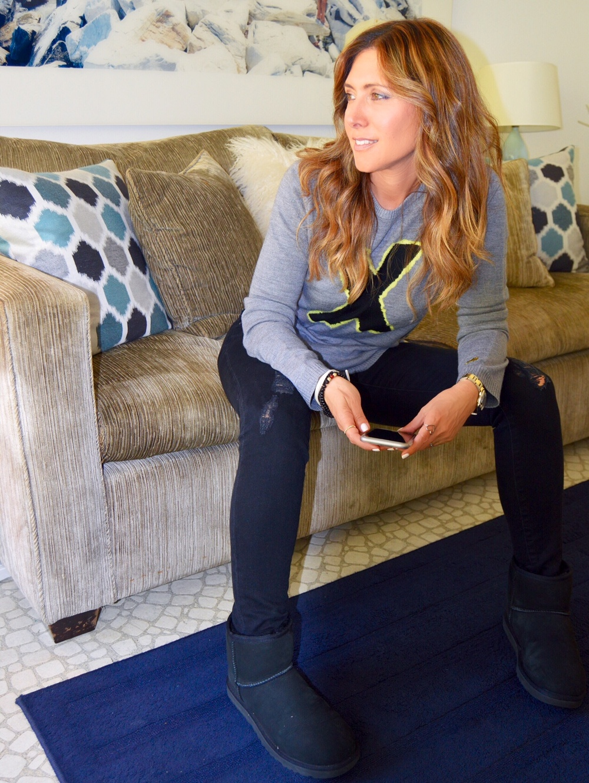 Melissa Meyers X Tee - Instagram