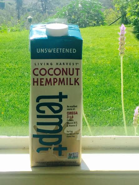 Unsweetened Coconut Hempmilk - Living Harvest