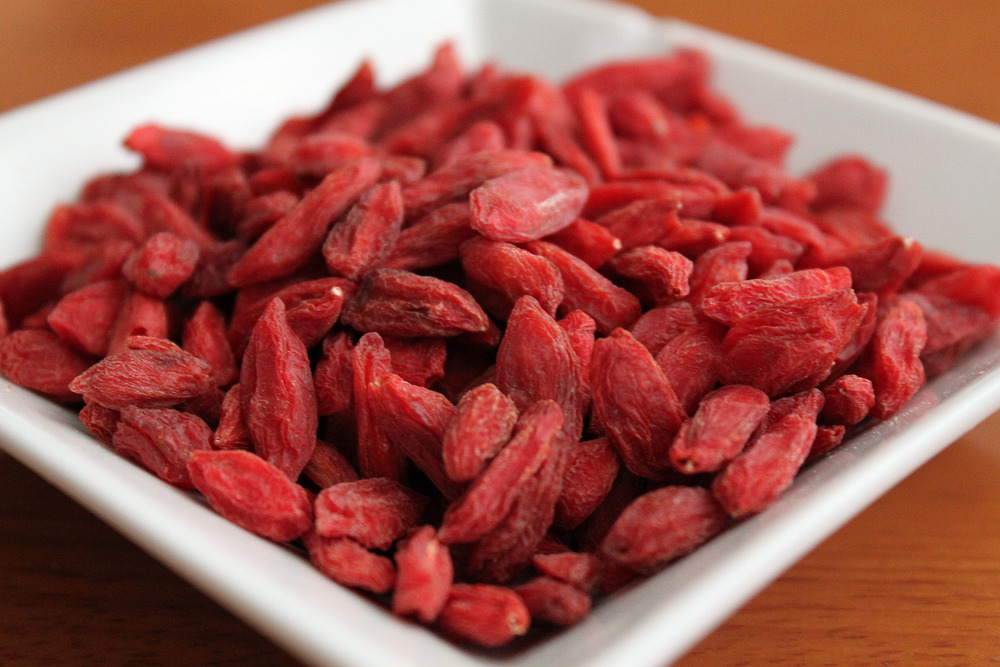 Goji Berries - Melissa Meyers