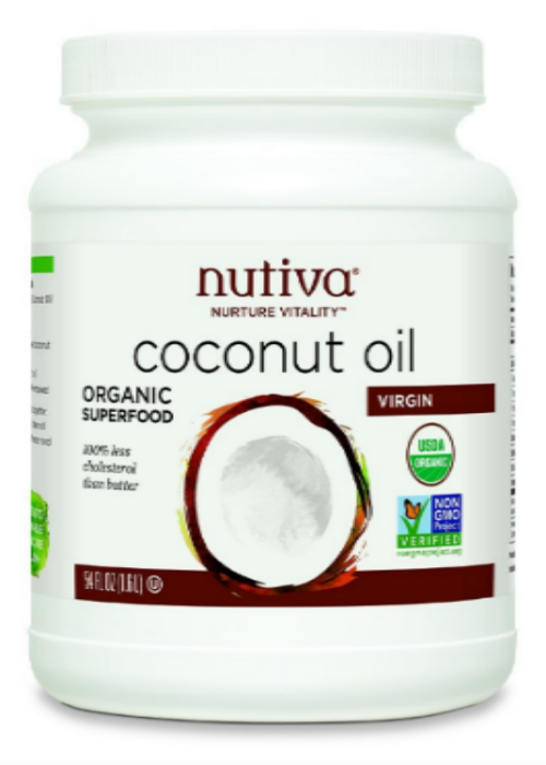 Nutiva Coconut Oil - Melissa Meyers