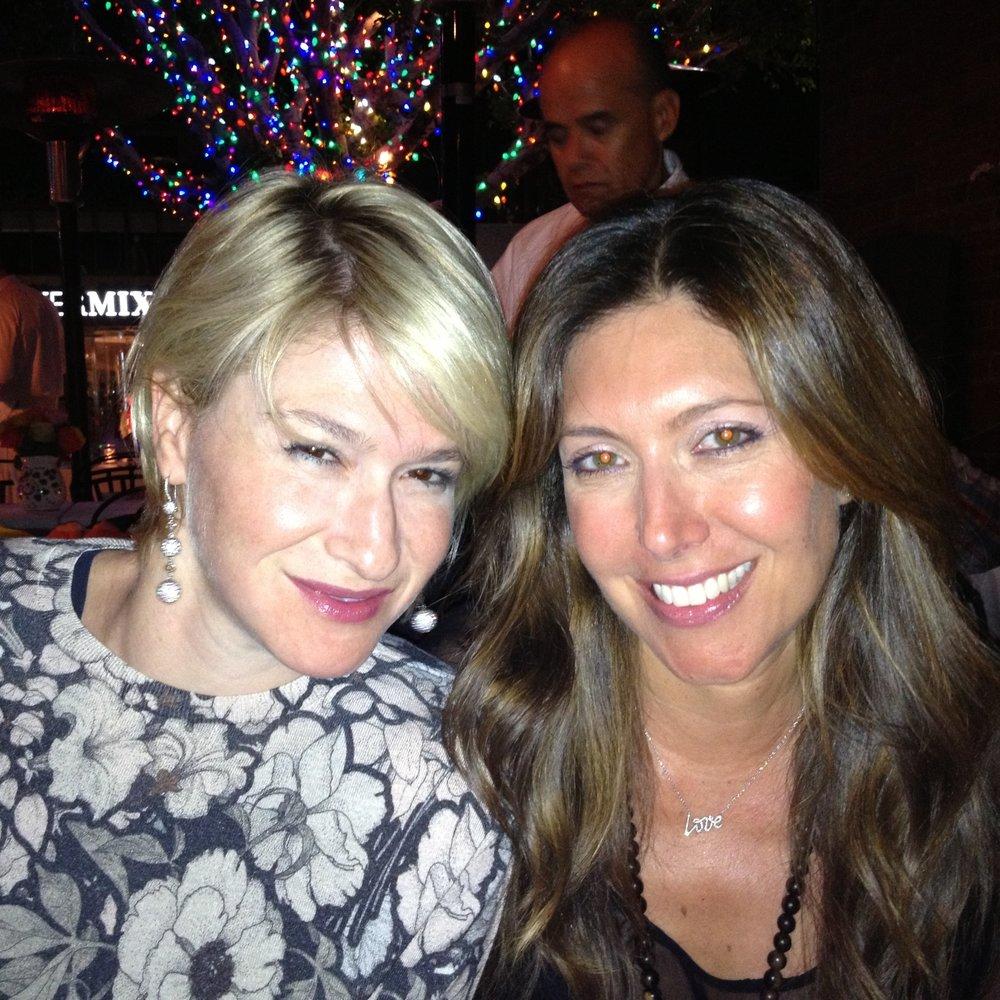 With it-girl Julie Maclowe of Vbeaute