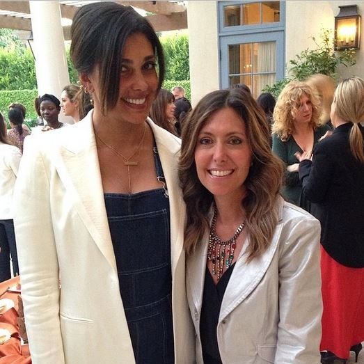 At a Glamour Magazine event with the talented Rachel Roy