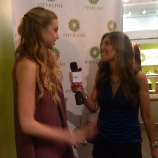 Interviewing Whitney Port