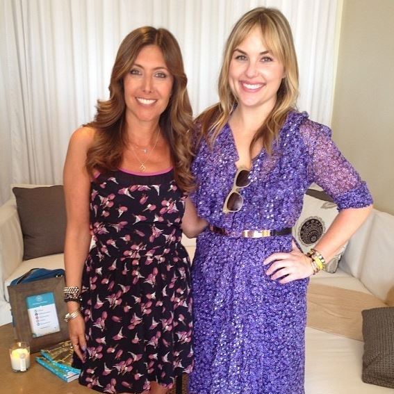 With Hilary Kerr, Co-Founder of WhoWhatWear.com
