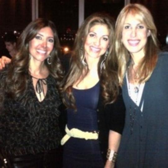 With Dylan Lauren and Nancy Liebowitz