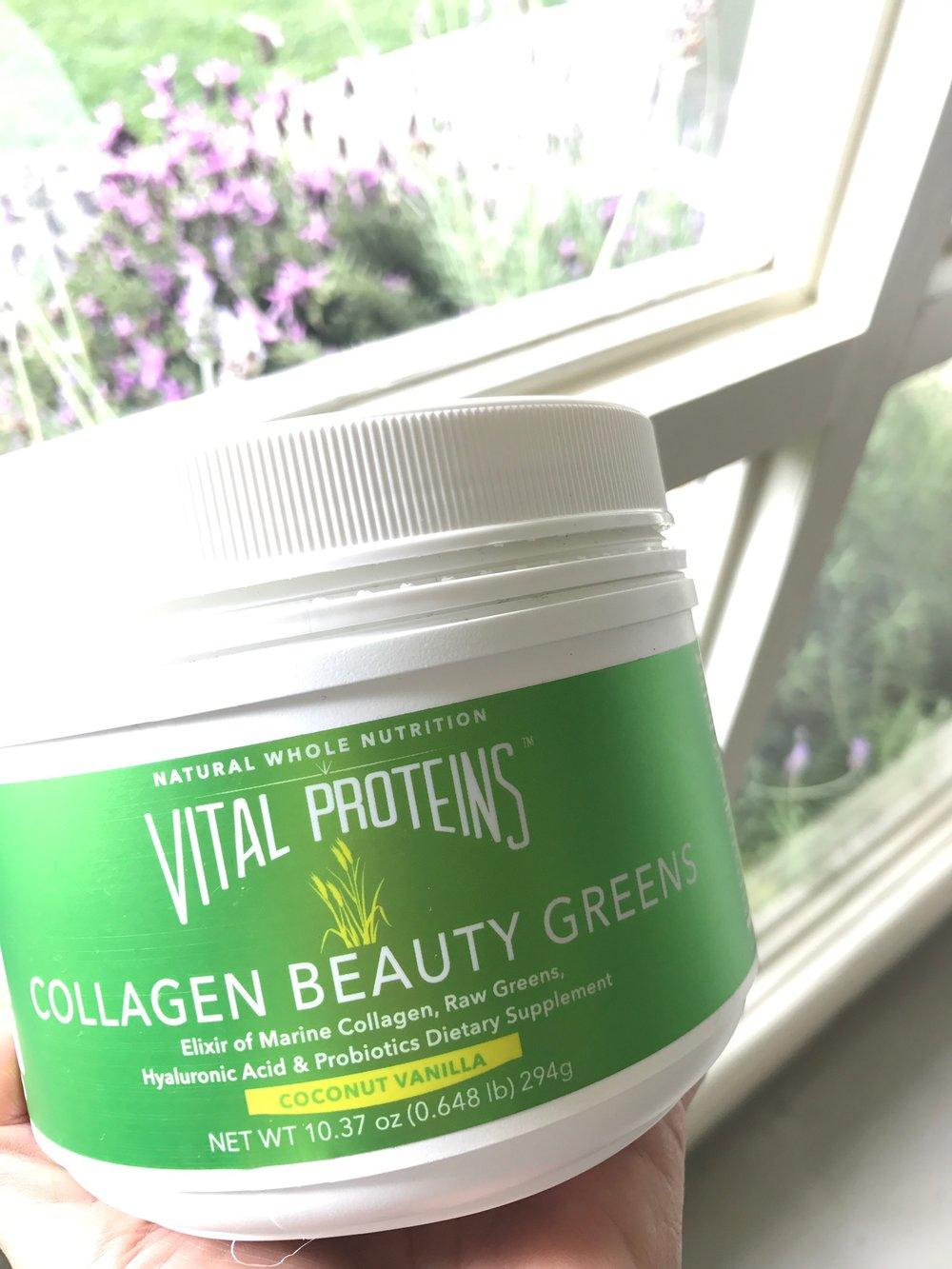 vital proteins + melissa meyers