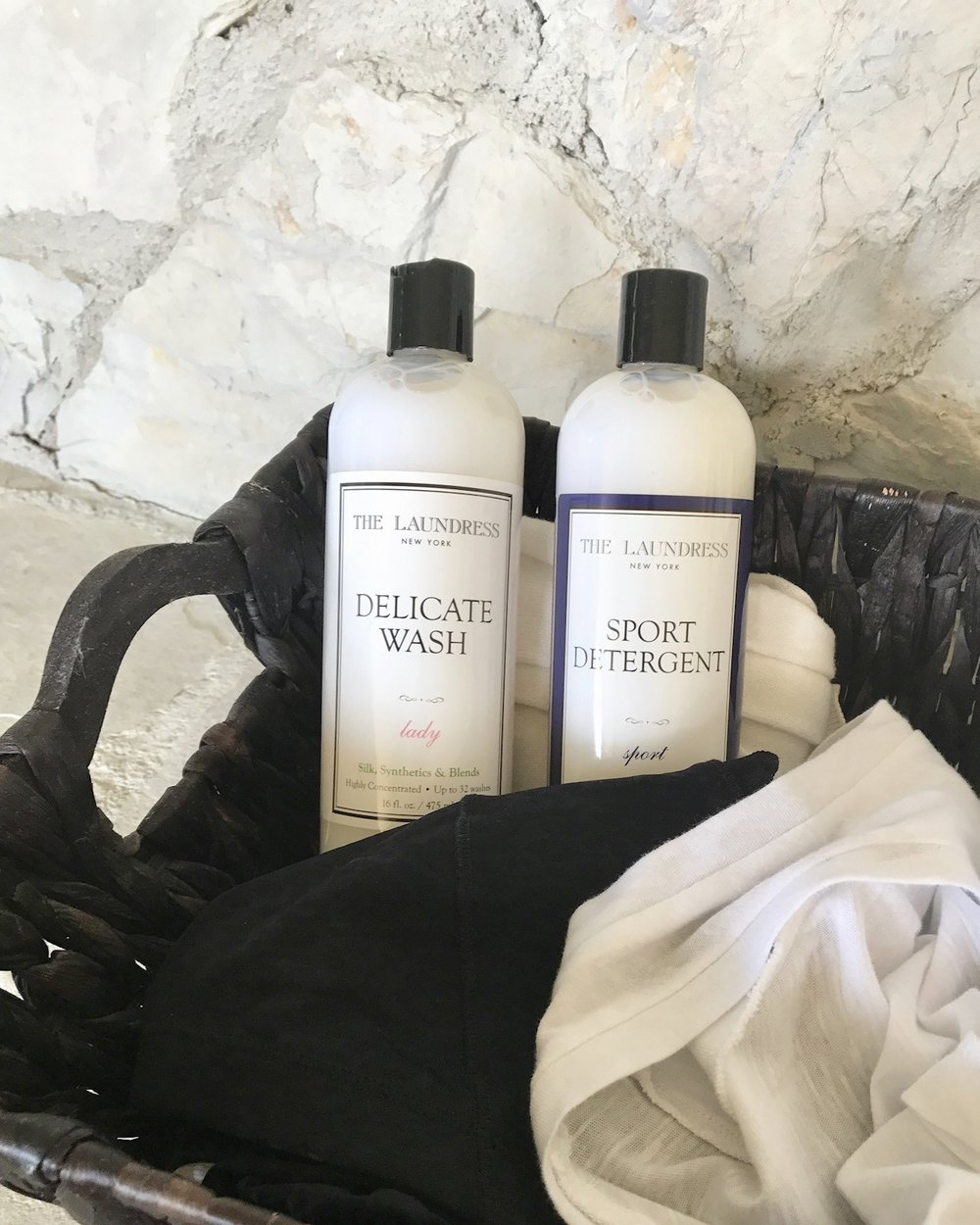 BUY: The  Laundress Delicate Wash ,  Laundress Sport Detergent