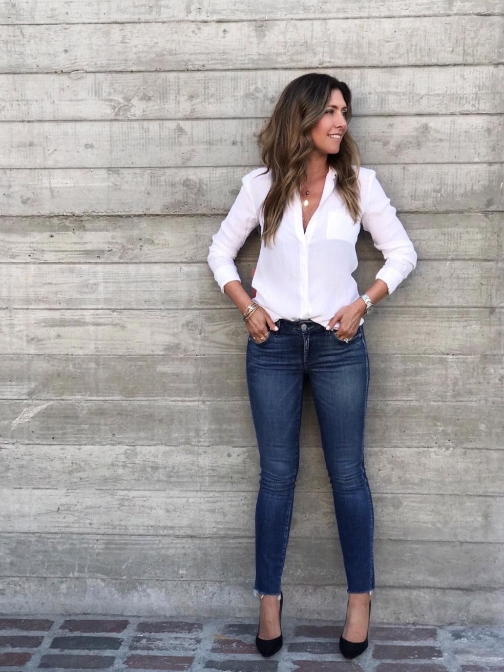 Melissa Meyers Jeans