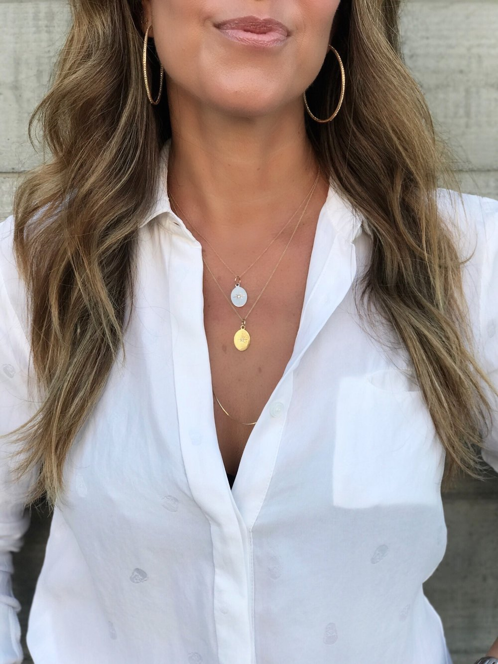Melissa Meyers Glow Necklace