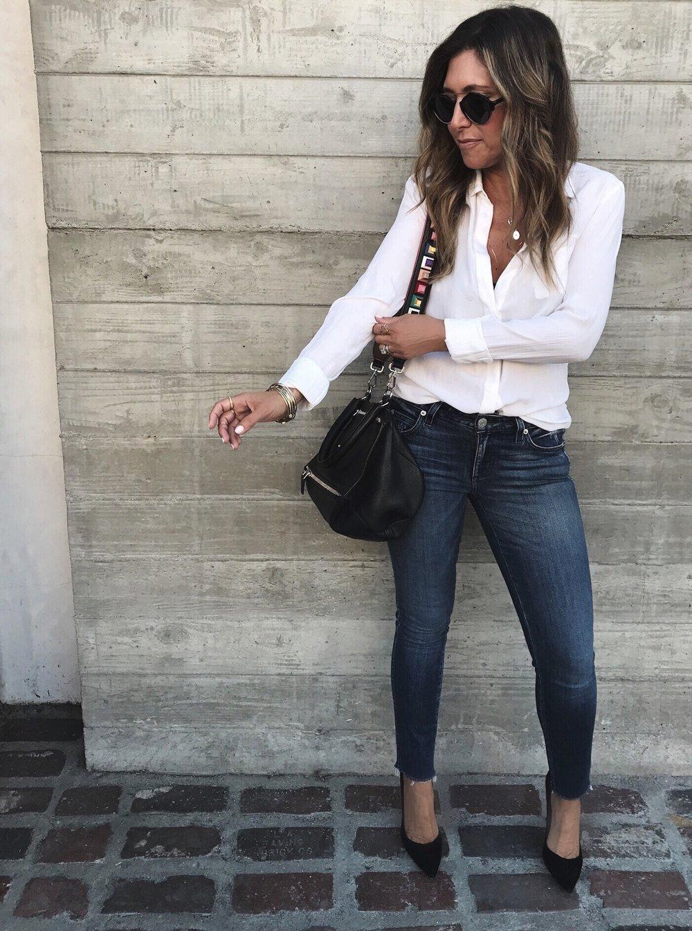 Melissa Meyers Fendi Strap