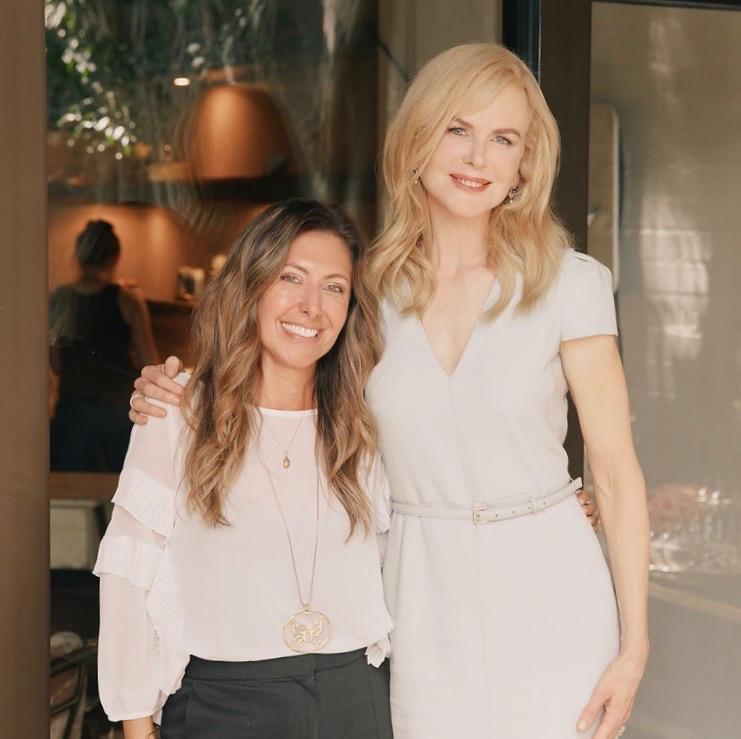 Melissa Meyers + Nicole Kidman