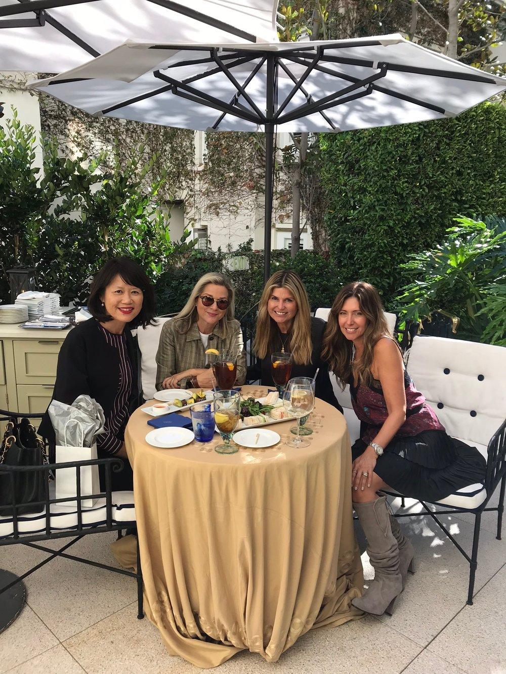 May Yeung, Cathy Moretti, Alexandra Musco