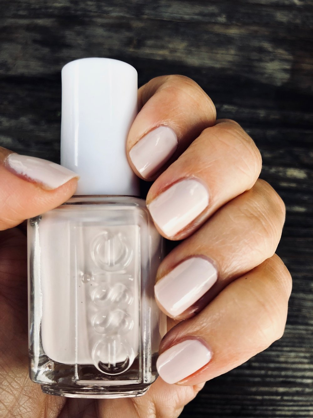 Mani Monday: Why I Love this Taupe Nail Color — The Glow Girl by ...