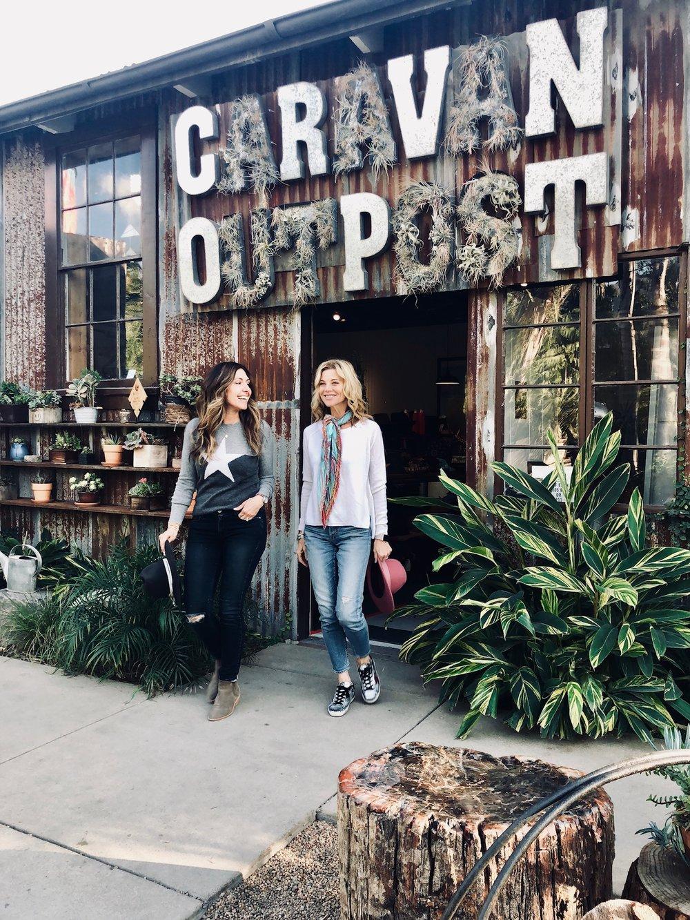 Melissa Meyers + Caravan Outpost