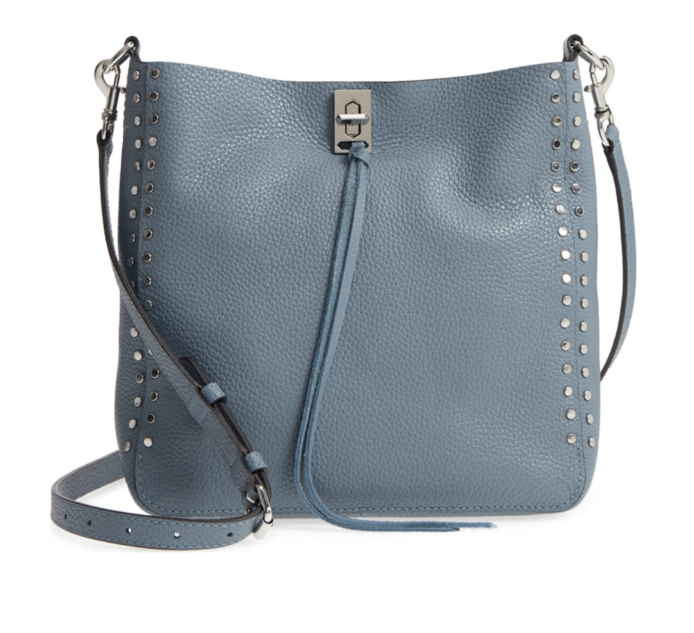 Rebecca Minkoff Darren Leather Feed Bag
