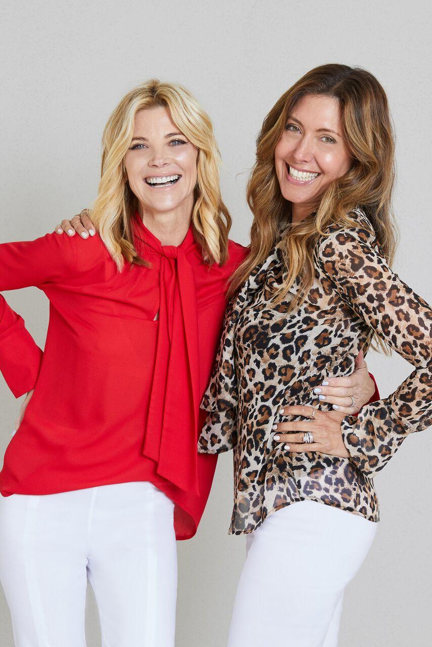 Melissa Meyers + Janet Gunn + Franne Golde