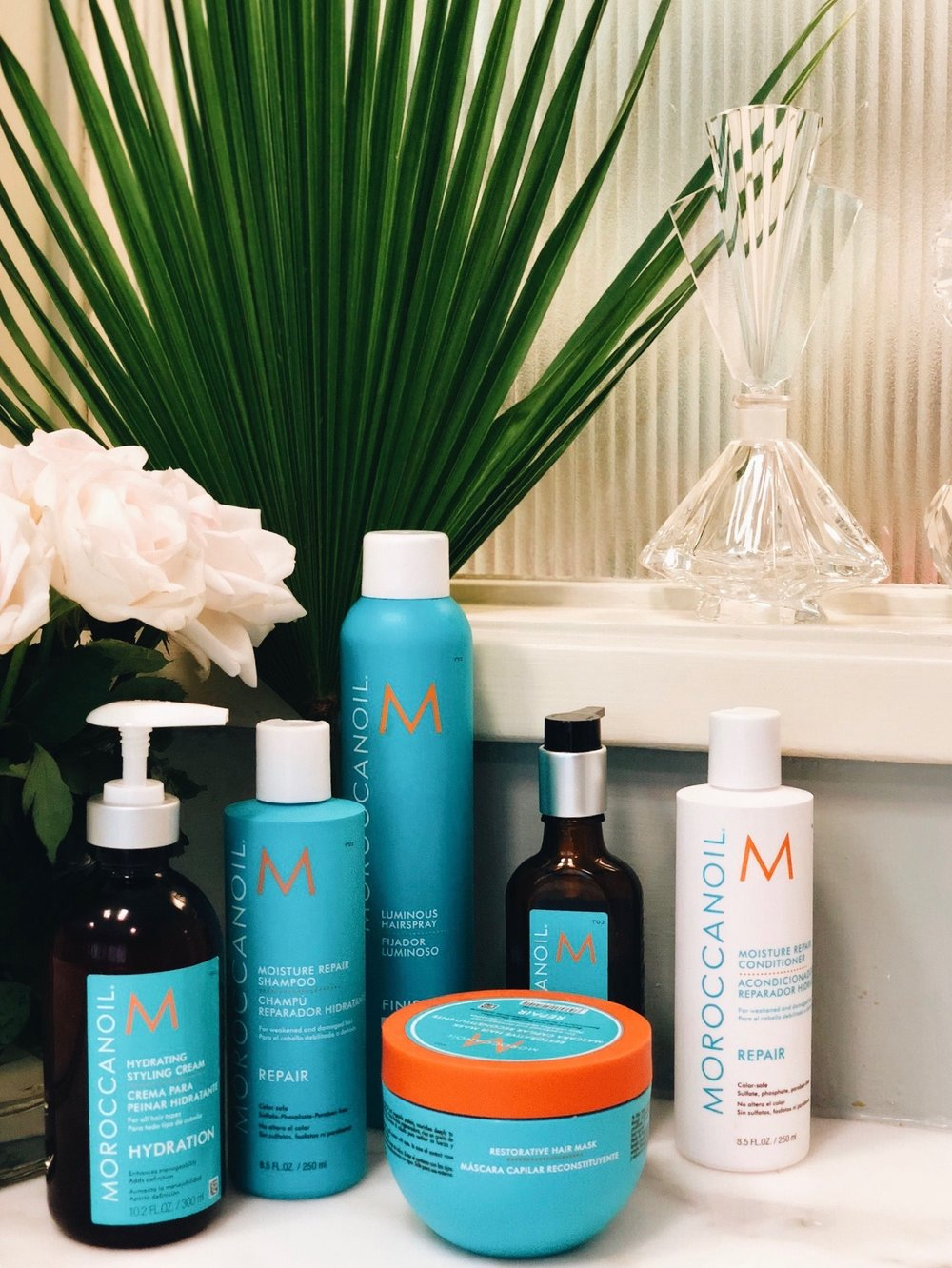Tune in 10/4 to see my Instagram Story takeover on the  Moroccanoil Instagram  channel!