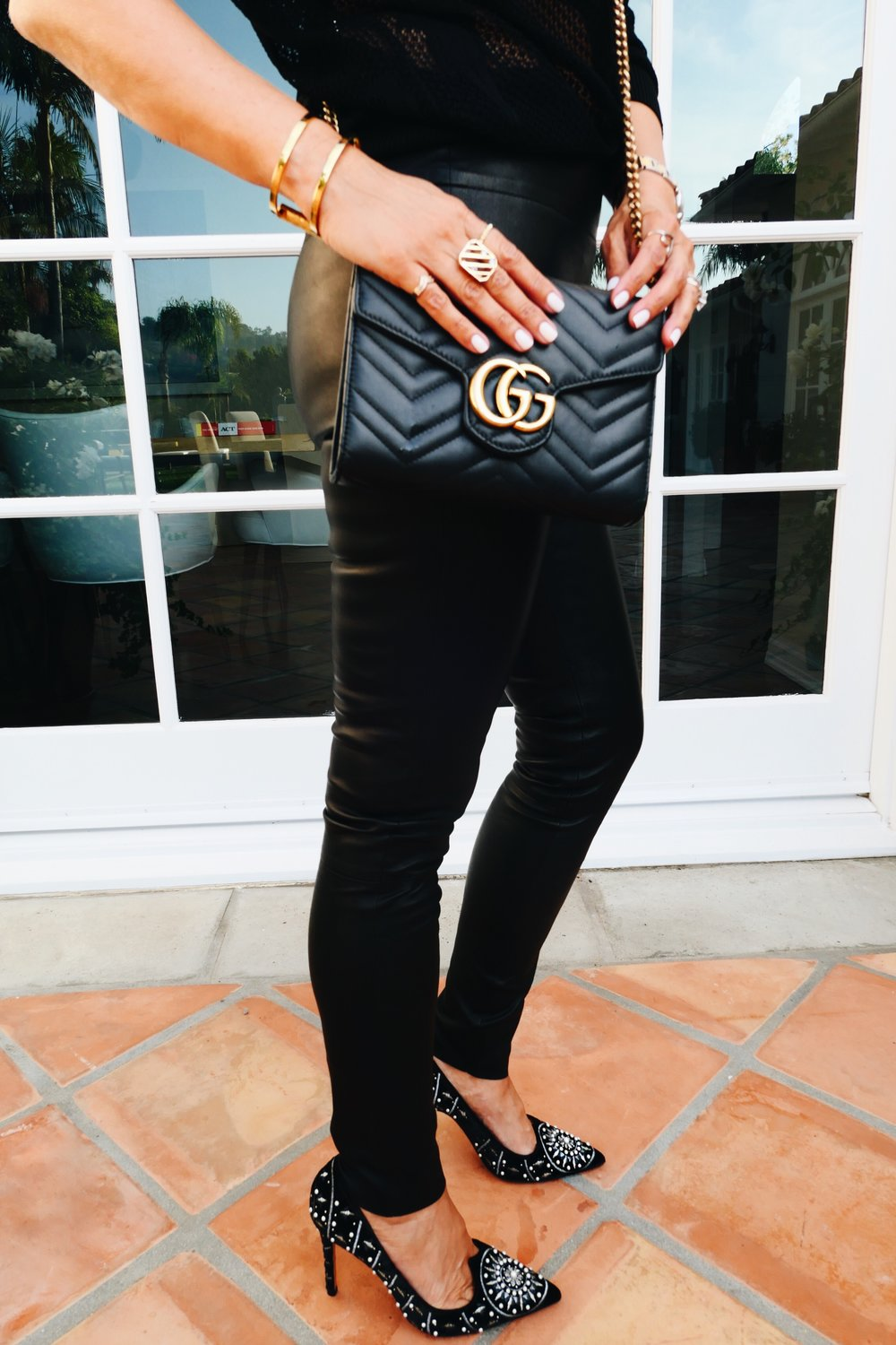 Melissa Meyers + Staci Koonel + Chanel + Aquazurra + Gucci + Tom Ford