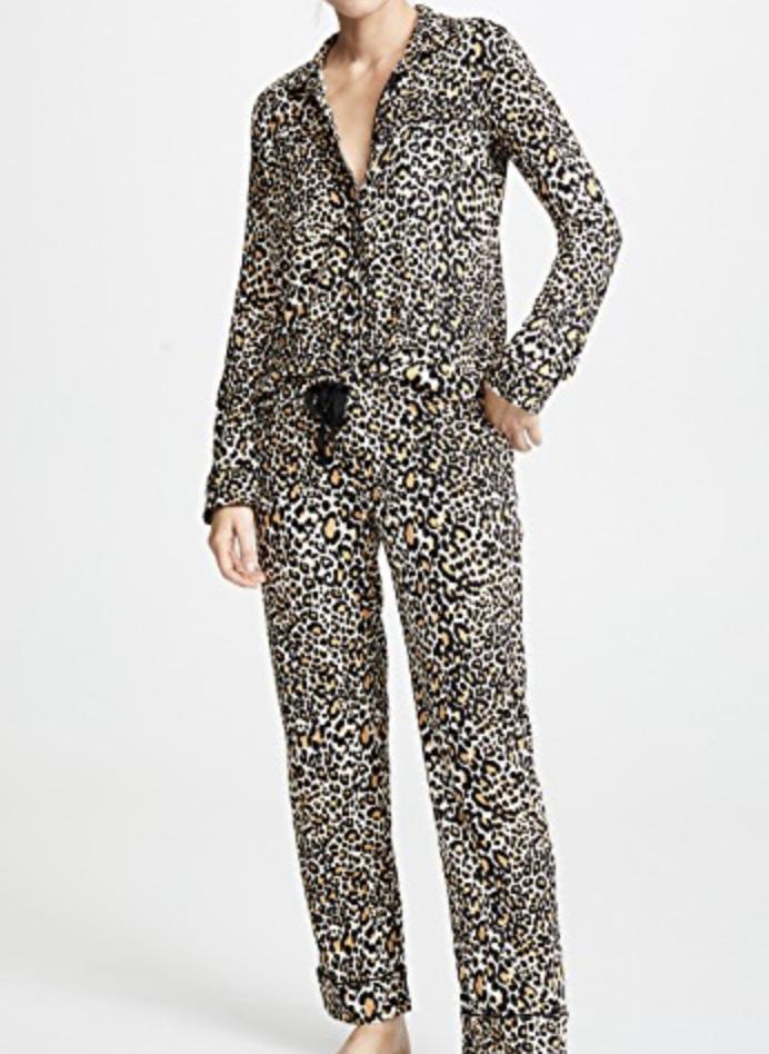 4. PJ Salvage Leopard PJ's