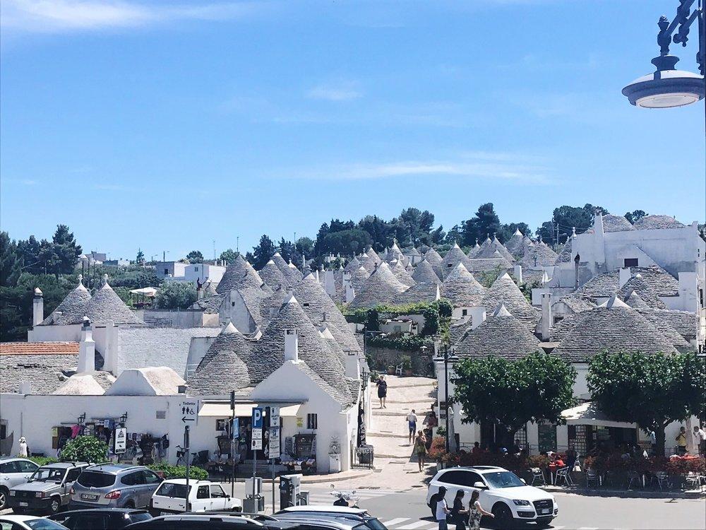 Town of  Alberobello