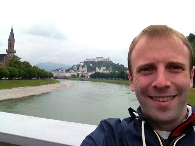 Salzburg selfie!