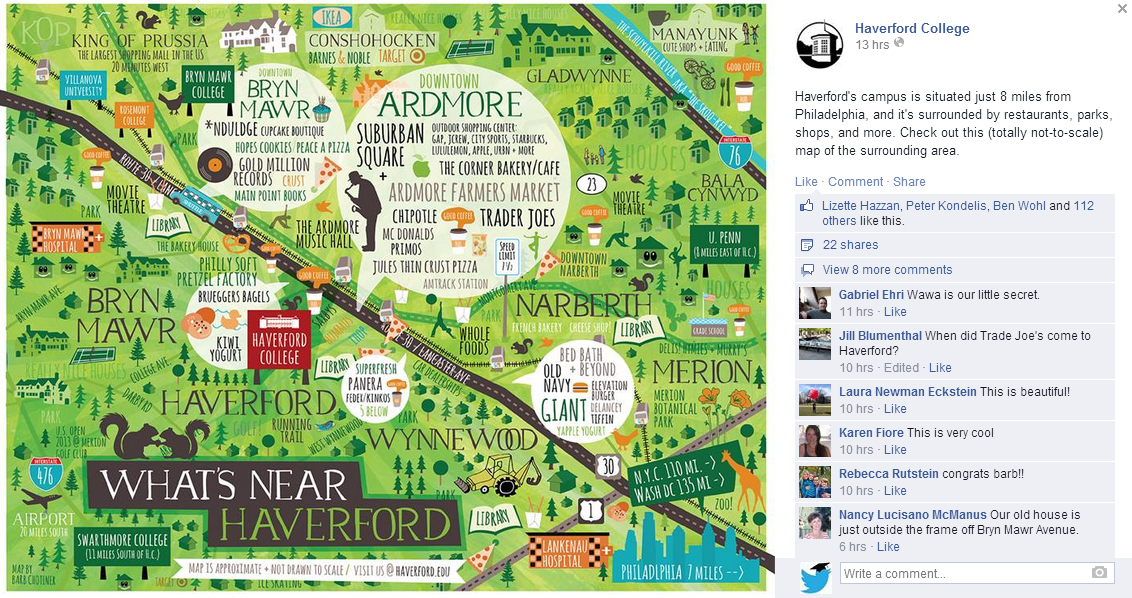Great Social Media Idea: Map My Campus — Nonprofit Insiders on