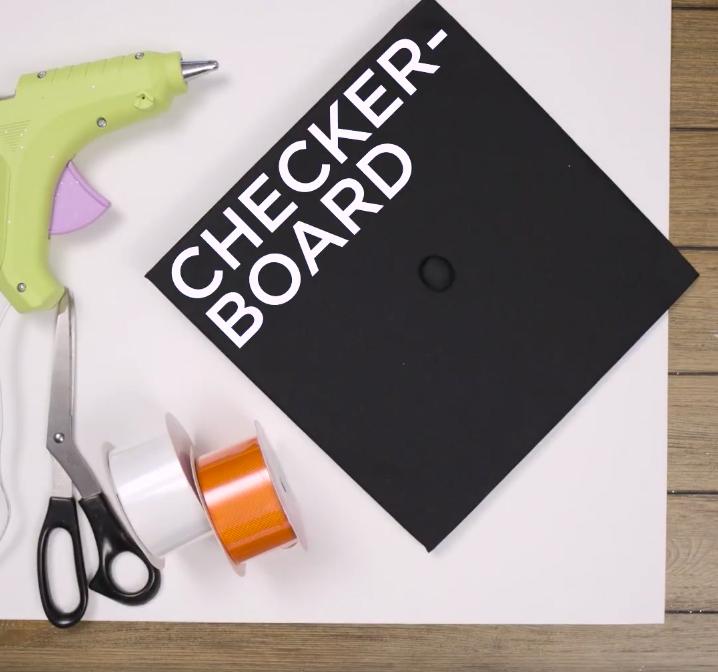 Great Social Media Idea Diy Grad Cap Decoration Video Nonprofit