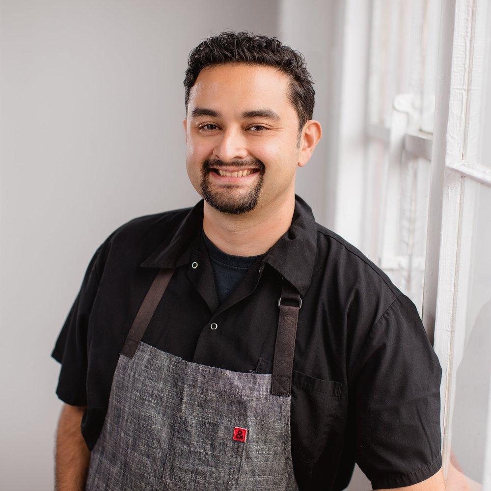 Ray Tamayo  Executive Chef, Food Creator, Chip Maker,Proud Raider
