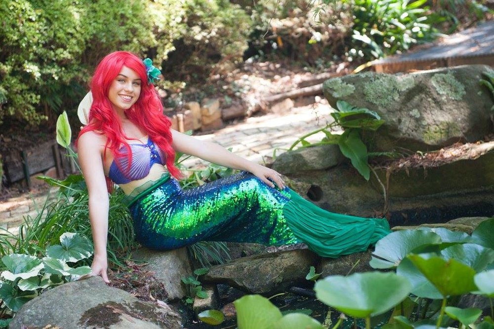 Ariella Mermaid -