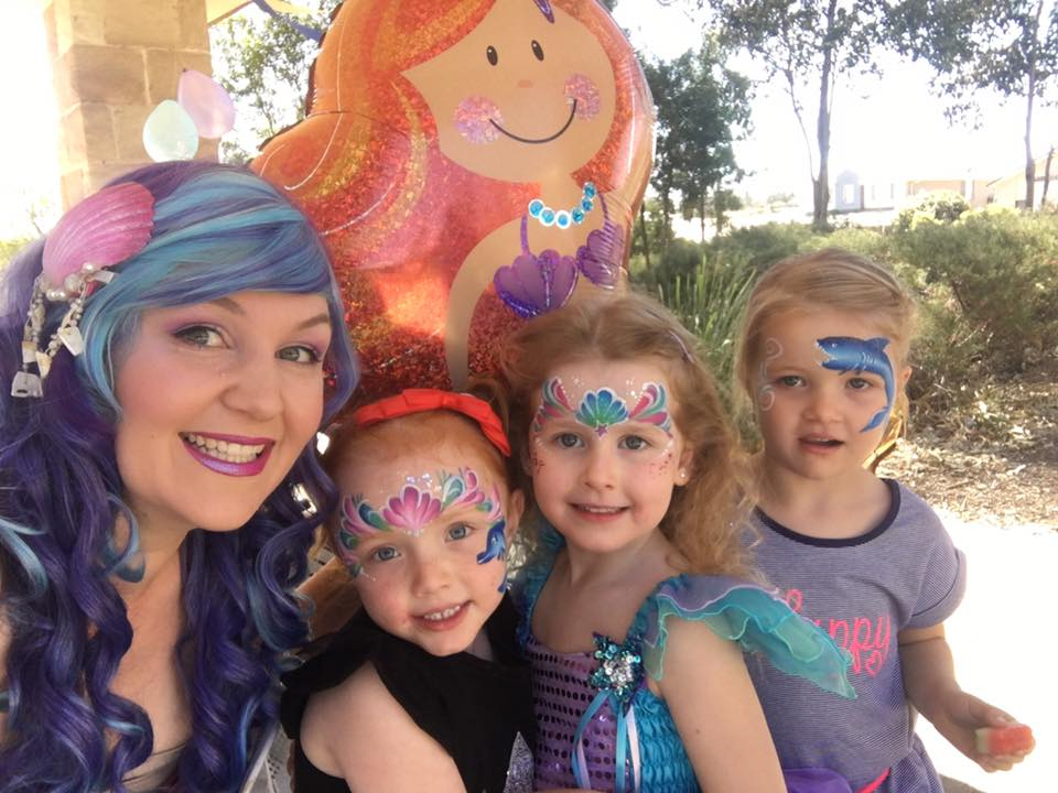 Mermaid Princess Crown Face Paint.jpg