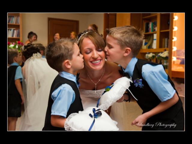 Bride at Denver Wedding