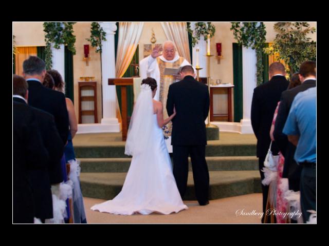 Light Of the World Catholic Wedding Ceremony
