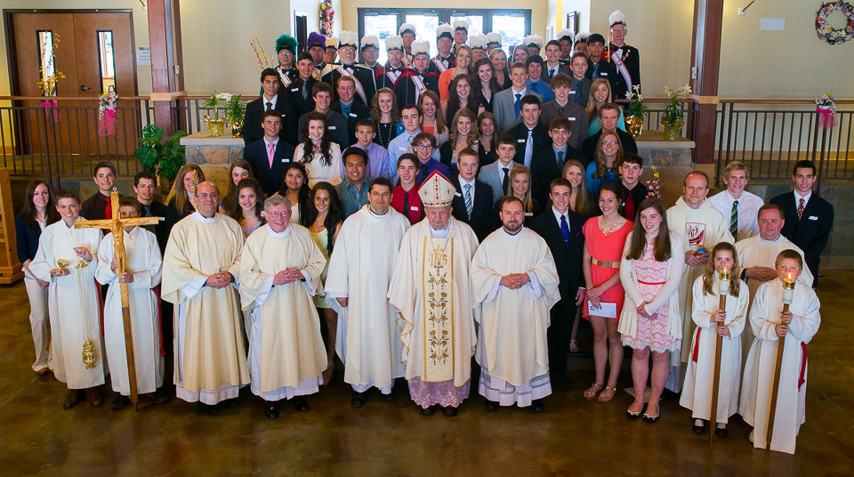 2014 Spring Confirmation