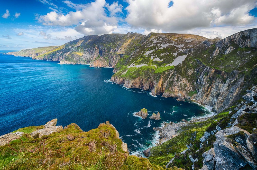 slieve League (cliffs of Bunglass)